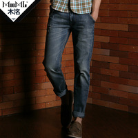 Wood 2012 water wash fashion jeans casual jeans male trousers v307
