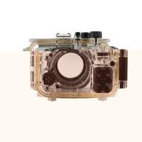 40M 130ft waterproof underwater camera housing case for Sony DSC-RX100 II RX100II free shipping