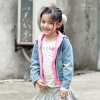 Cheap Jackets  Jacket Coat Cute 4T-5T  Girl  Ladies Jackets And Coats