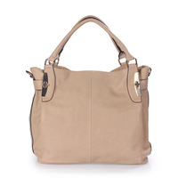 [FREE SHIPPING]2013 autumn winter brand solid PU leather shoulder bags new arrival casual women's simple handbag [HL0165]