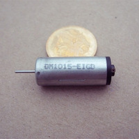 50pcs/lot,3v,17000rpm,1250 Cylindrical High Speed Micro DC Motor,Free shipping