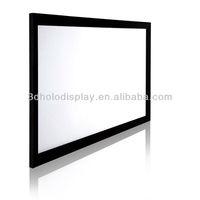 110 Inch Fixed Frame Projector Screen/Cinema Frame Screen 110 Inch 16:9/Projection Screen Fixed Frame/8CM Fixed Frame Screen