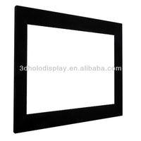 120 Inch Fixed Frame Projector Screen/Cinema Frame Screen 120 Inch 16:9/Projection Screen Fixed Frame/8CM Fixed Frame Screen