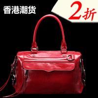 Fashion gossip 2013 vintage fashion shoulder bag cross-body handbag women's big bag hong kong products