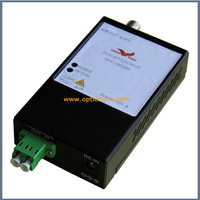 FTTH Optical receiver integrated with WDM