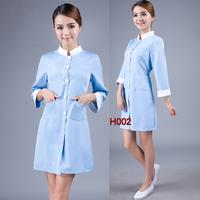 (10set-free ship) Medical  work wear clothing nurse clothing nurse clothing h002  female work uniforms wholesale