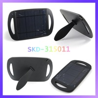 Outdoor Emergency Charger with Stand Holder 2.5W Solar Panel Battery for Mobile Phone GPS Camera