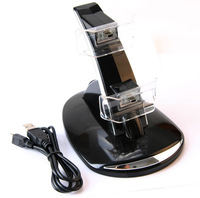 New USB Charge Double Deck for PS3 Controller Charger
