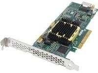 Adaptec RAID 2405 SATA/SAS 4 internal ports 128MB cache memory Controller Card - Single
