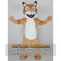 Tiger Cartoon Doll clothing cartoon tiger costumes