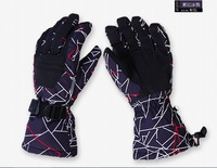 2013 New Quality Goods Super Warm Gloves Highly Waterproof  Gloves Ski Gloves HTNST-012