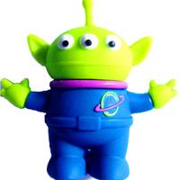 New Cartoon Retail Cute Three eye baby usb 2.0 memory flash stick pendrive 2G/4G/8G/16G/32G