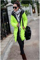 Free shipping!!2013 new arrival lady down cotton-padded jacket brand slim medium-long women's plus size winter wadded jacket