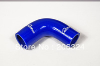 "Silicone 90 degree Elbow Hose 30mm 1.18"" inch Turbo Intercooler pipe"