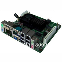 Intel ATOM D2550 MINI ITX industrial motherboard Mini HD HTPC dual NIC motherboard