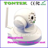 100 MegaPixel 720P HD Pan Tilt Dual Audio IR Cut Night Vision Wireless Wifi CCTV Network IP Camera withTF Micro SD SlotWANSCAM