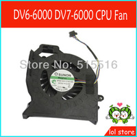 New Laptop CPU Cooling Fan fit HP Pavilion DV6-6000 DV6-6100 DV6-6200 DV7-6000 Series Cooler
