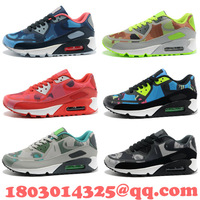 2013 New Air Mens/Womens Sneakers For Men/Women Max Shoes 90 Hotsale Free Shipping