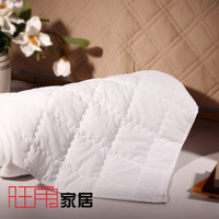 Free Shipping Bed piates thin mattress tatami mat home textile polyester cotton folding white hudian Quilt