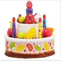Baylor  singing cake children play toy light control lighting / recordable 37862