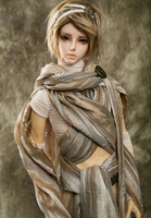 Free shipping DHL soom Heliot gem bjd / sd doll doll luts man1 / 3 volks dod (include makeup and eyes)