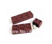 New Chocolate  High Speed USB Memory Stick Flash Pen Drive 2.0 FREE SHIP