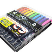 Tombow darning-needle neon pen wa-tc 10c darning-needle 10 neon pen set