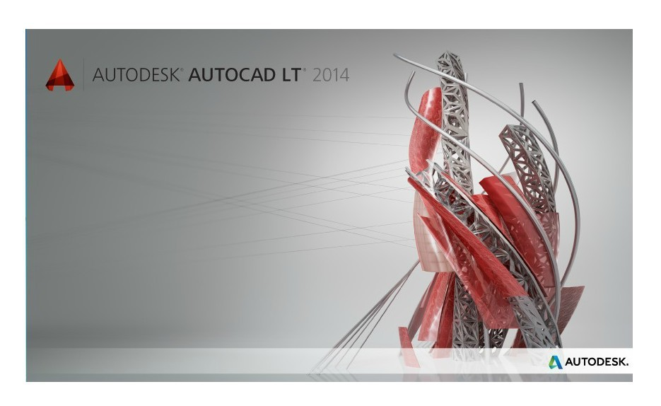 Free shipping Autodesk AutoCAD LT 2014 English for win 32bit or 64bit