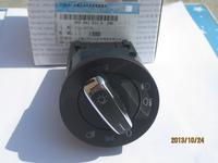 2011-2013 OEM VW POLO 6R Skoda new FabiaChrome Car Headlight switch Control 6RD 941 531