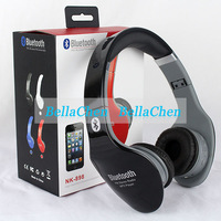Wireless stereo blutooth FM stereo radio MP3 player headphone, can listen to music and calls for MP3/ computer/ mobile phone