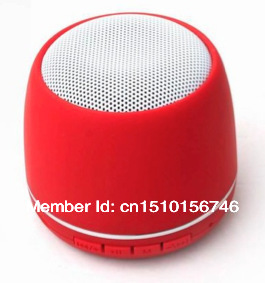 2013 Hot Sale Multifunction Mini Bluetooth HI-FI Speaker with Handsfree, FM radio, TF card and USB flash driver function(China (Mainland))