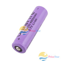 [Super Deals] 1 X UltraFire 18650 3.7V Rechargeable Li-ion Battery 4900mAh Purple wholesale