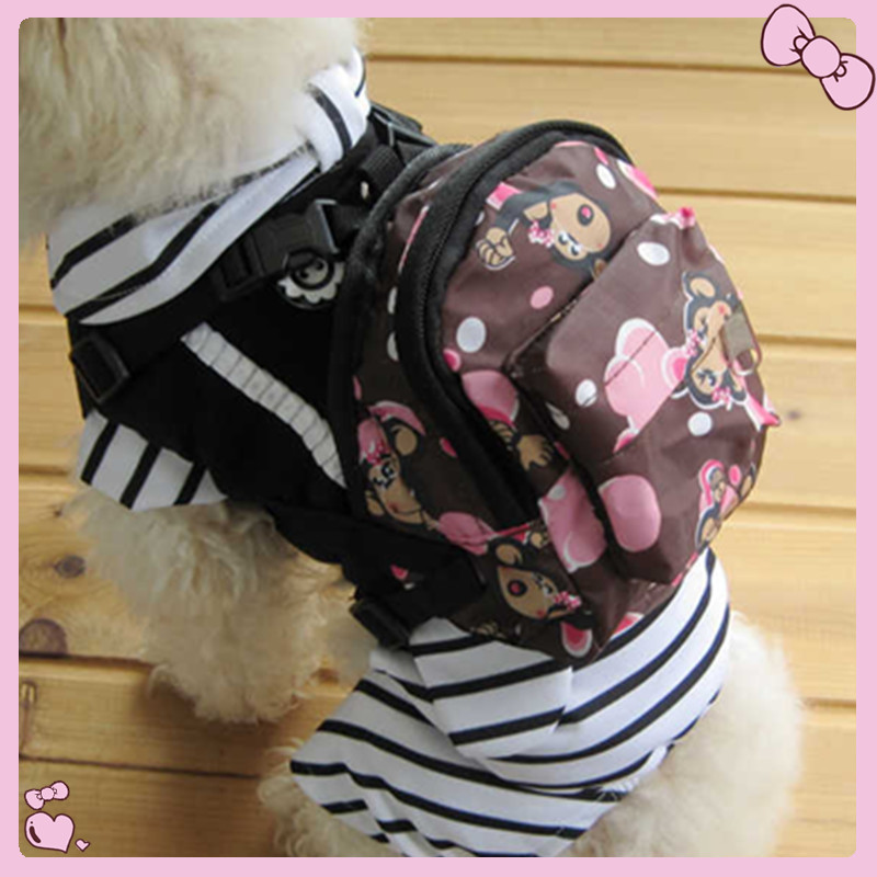 Free shipping pet dog carrier bag packback CB00024 factory(China ...