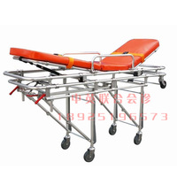 FIRST AID Aluminum alloy stretcher cart ambulance stretcher bed medical first aid stretcher