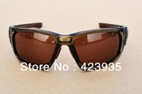 free shipping  TOP quality men's sunglasses, fashion sport sunglasses O SCALPEL SUNGLASS  Polarized lens,original packaging