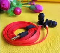 wholesale 1pcs Earphones mp3 mp4 headphone High quality come with Retail  Free shipping