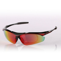 Promotion ! Paragraph sunglasses sports sunglasses myopia box bicycle glasses bicycle glasses goggles