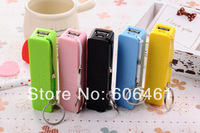 200SETS/lot 2600mAH Perfume Smelling Power bank Portable Battery Charger for iPhone 5 4S iPad FEDEX UPS FREE SHIPPING