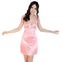 9.9 temptation set women's viscose sexy nightgown uniform supplies sleepwear