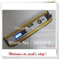 P134 Digital angle level 400mm Digital Angle Finder Meter Protractor Spirit Level
