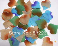 Silk Autumn Fall Leaves, Maple Leaves, Oak Leaves, Lot of 500 PCS, Free Shipping, Leave Shape #14