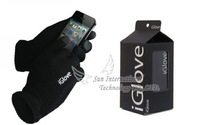 Free Shipping IGlove Screen gloves with High grade box Unisex Winter  Touch Screen Fitness Gloves for Iphone Gloves  2pairs/lot
