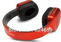 wireless headphone bluetooth earphoneswith microphone for cellphone ,PC ,MP3 MP4, Folding  wireless headphone