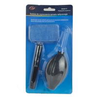 Pamiel clean bundle lens pen air blowing lens cloth three pieces set