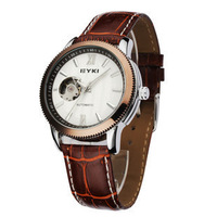 Ikey watch mens watch limited edition fully-automatic mechanical watch strap male table fashion table trend