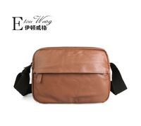 Free shopping Hot selling new 2014 men messenger bags Business Bag Grade PU bags for men cross body bag famous brands