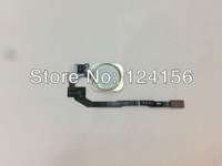 100% Guarantee Original 5pcs/lot For iPhone 5 5S home button flex cables. Free shipping