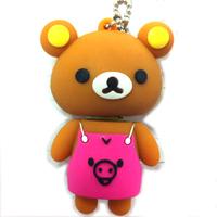 Rose Bear Bear wear clothes  model USB 2.0 memory card free shipping 4G/8G/16G/32G