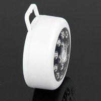 15 LED Light Lamp IR Infrared PIR Sensor Motion Detector