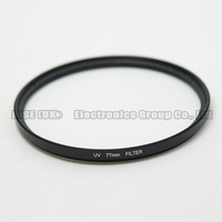 77mm Ultra-Violet UV lens Filter Protector for Nikon Canon Sony Pentax Sigma OM - Free Shipping